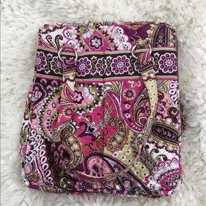 Vera Bradley laptop/iPad bag